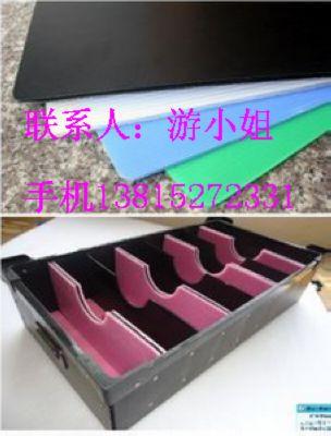镇江钙塑板 镇江塑料钙塑板 镇江塑胶瓦楞板刀卡