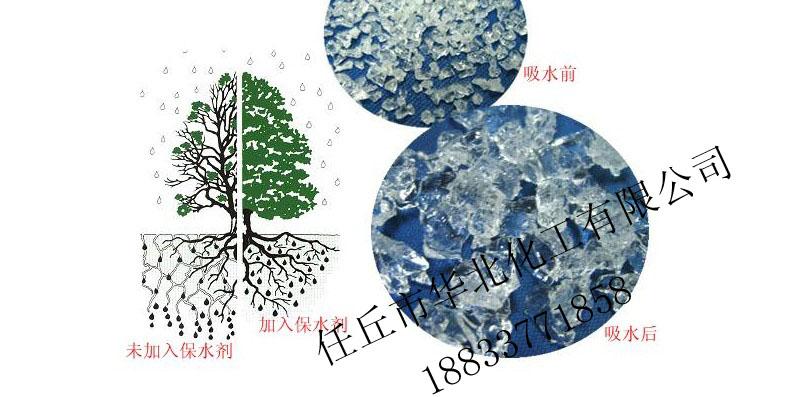 农林保水剂 土壤粘合剂