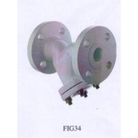 斯派莎克FIG34法兰过滤器,气动过滤器,蒸汽过滤器,电动过滤器