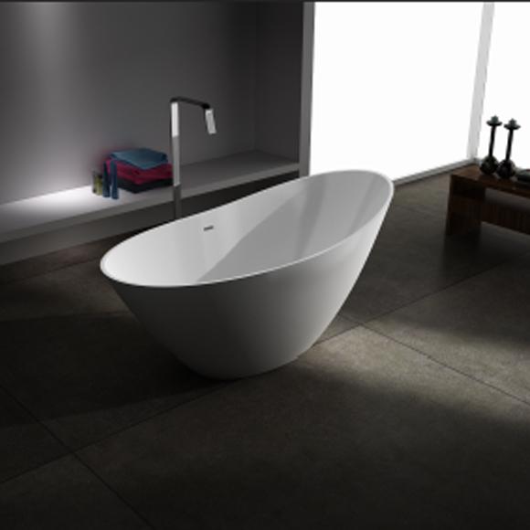 独立式人造石浴缸BS-S88