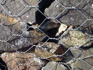重型六角石笼网定做 出口石笼网质量生产 嘉隆石笼网物美价廉