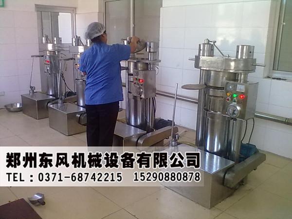 小型液压香油机丨香油机械丨香油机报价
