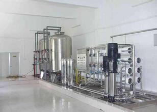 陕西纯净水的反渗透净水器制造(图)