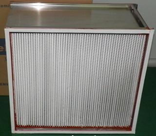 耐高温250度高效空气过滤器
