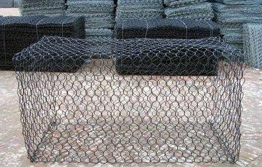 雷诺护垫 石笼网护坡 格宾石笼网 铅丝石笼