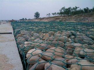 镀锌丝石笼网 铅丝石笼网 格宾网 边坡防护网 水利治理格宾网