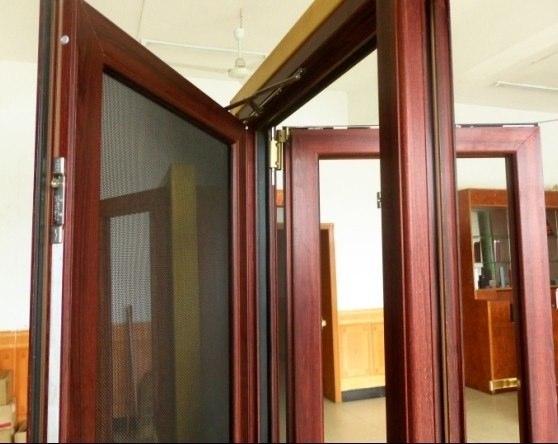 无锡金钢网防盗一体窗