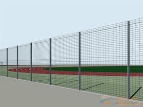 厂家热销 方管铁艺护栏网 方管组装围栏 锌钢护栏 栅/栏/网