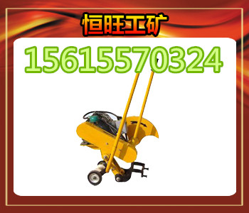 DQG-4.0型电动钢轨切轨机 锯轨机 高铁铁路专用的切轨机
