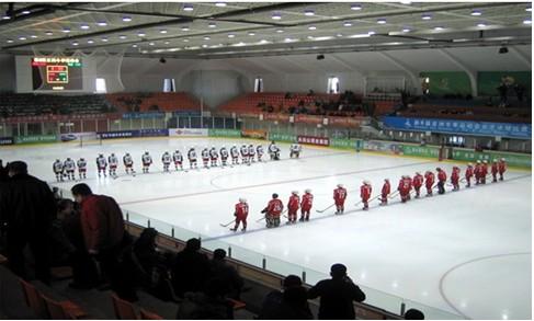 冰球比赛计时记分系统