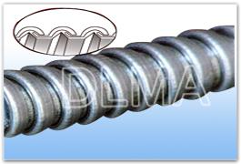 供应DLMA-JS镀锌金属软管型号规格齐全有库存河北软管生产厂家