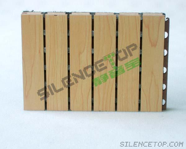 木质吸音板适用范围