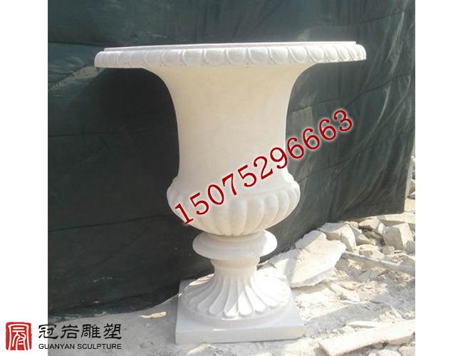 石雕花钵生产厂家
