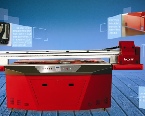 四大步骤轻松解决清洗UV平板机喷头