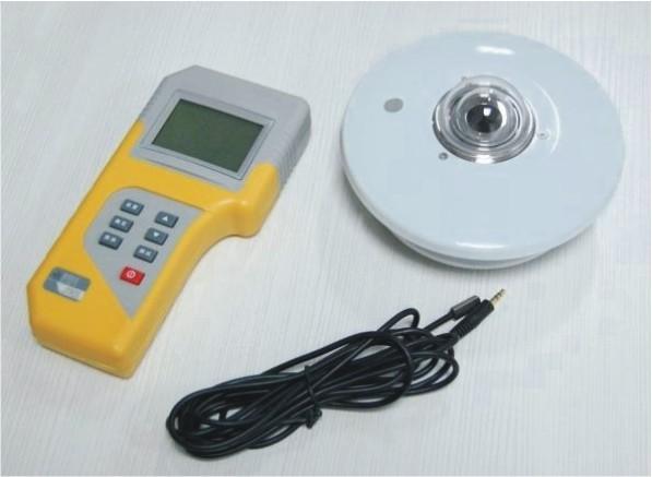 最新手持式太阳辐射记录仪
