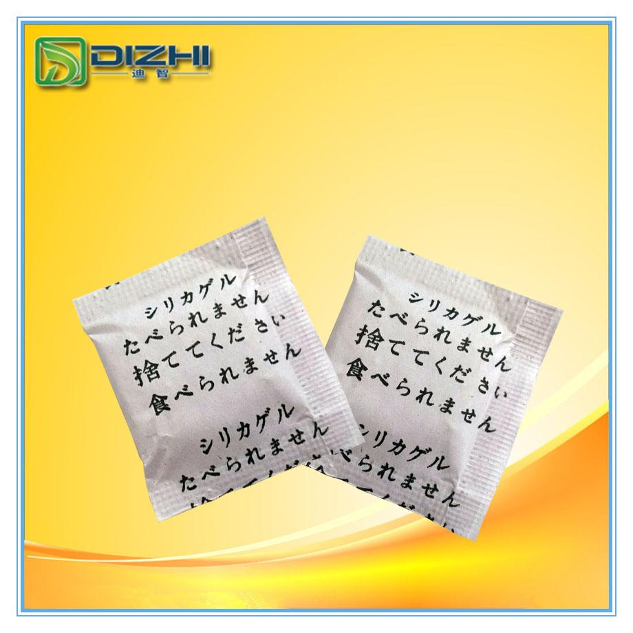 3g复合纸包装DMF free环保硅干燥剂 可提供第三方检测报告