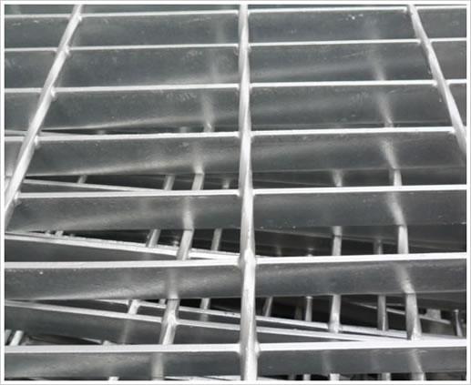 热镀锌冷镀锌喷塑钢格栅板厂家