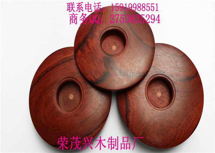 厂家生产定做木质工艺品 蜡烛台、茶具礼品、家居礼品