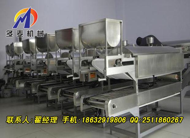 郑州哪有卖凉皮机机?蒸汽式凉皮机价格