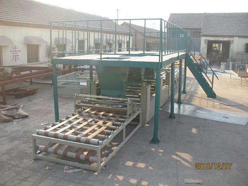供应玻镁板制板机 玻镁板设备