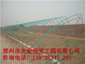 山西几字钢温室大棚建造价格13838343291