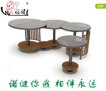 诺健韩国设计理念 艺术景观凉亭公园亭子
