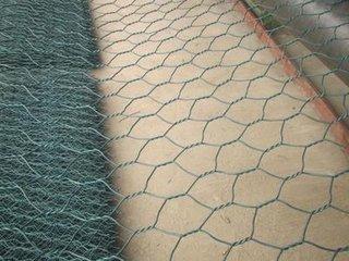 一个关于镀锌六角石笼网的讲述