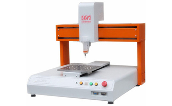 点胶机生产厂家:触摸屏控制器点胶机、灌胶机