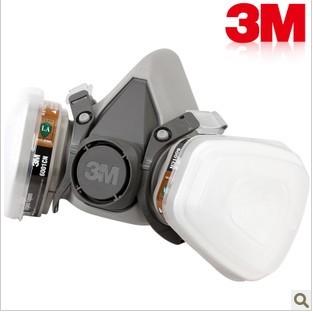 青岛3m6200防毒面具