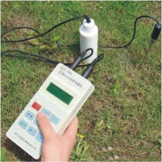 厂家供应多参数土壤水分记录仪