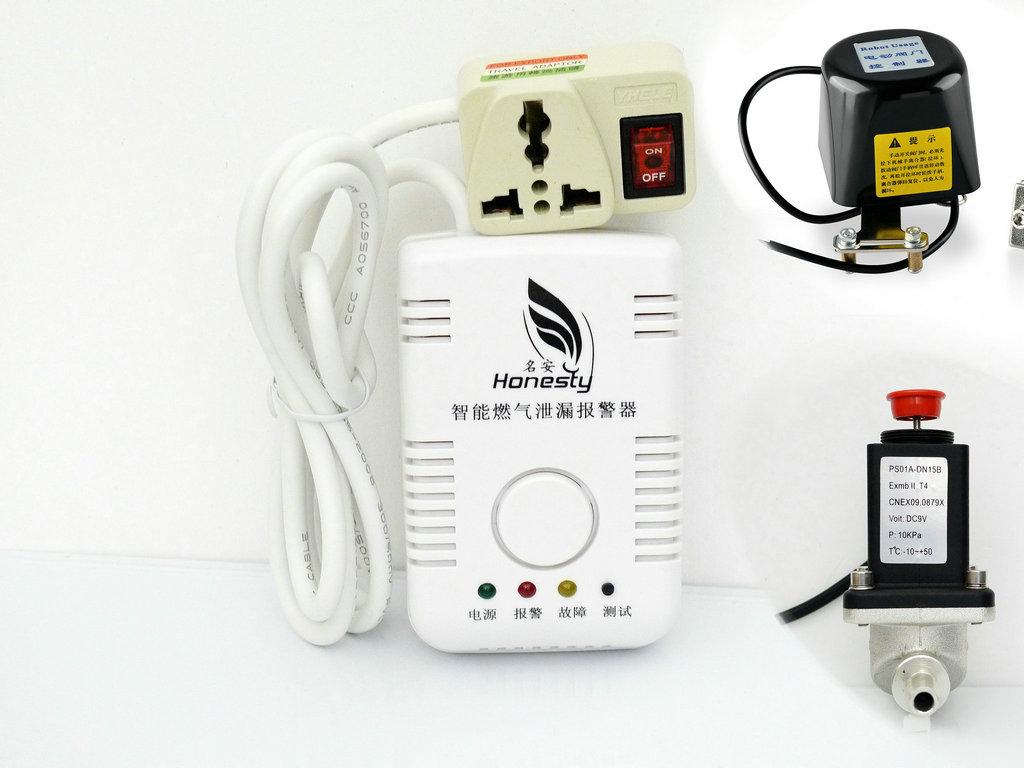 名安uhrq502三联动燃气报警器价格