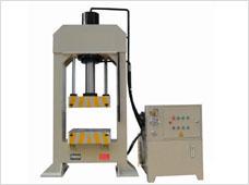 30吨龙门压装校直机,液压机,青岛力控液压机