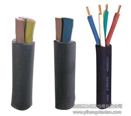 翼航低烟无卤YZ、YZW橡套软电缆