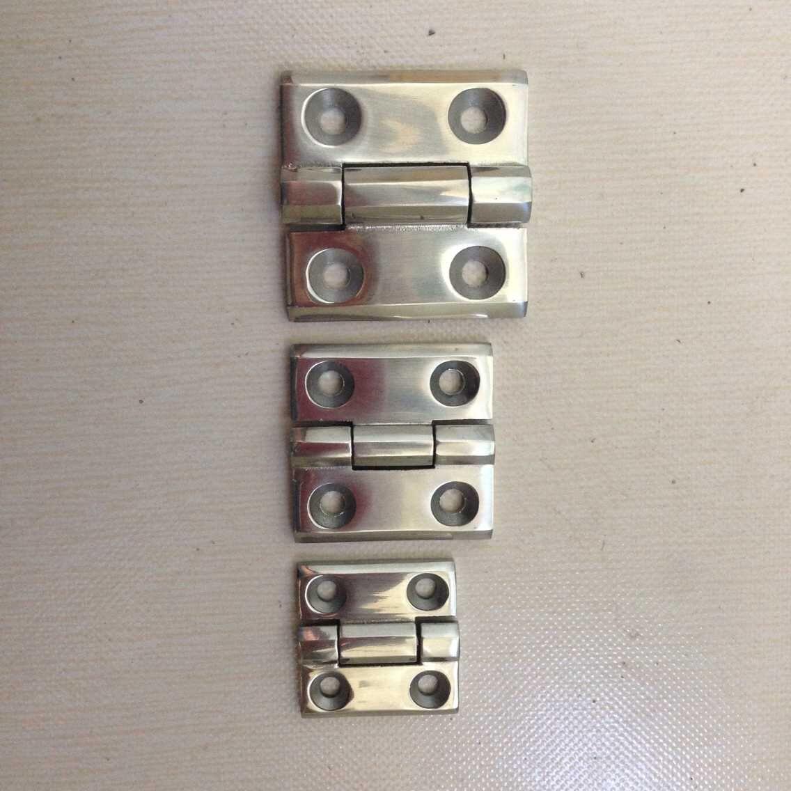 不锈钢精铸工业电柜合页电表箱铰链