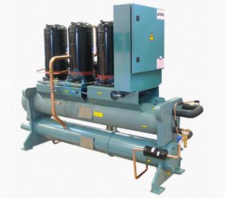 冰菱模块化水冷冷(热)水机组 高效节能 备用性强