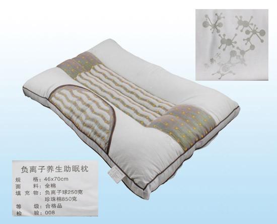 中老年保健品的好选择养生助眠枕头