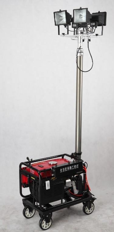 TY818发电机全方位工作灯  移动照明车