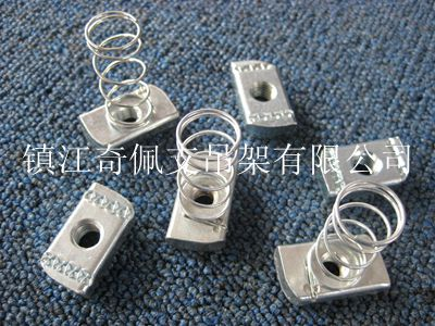 弹簧螺母/成品支吊架 抗震支架