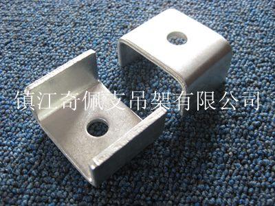 奇佩 C型钢加厚垫片 成品支吊架 抗震支架