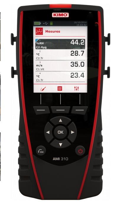 法国凯茂AMI310高精度多功能测量仪