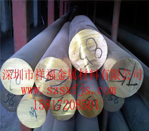 深圳直销QA17高纯度耐磨铝青铜棒 规格齐全
