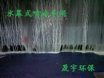 喷漆行业循环水处理用AB剂作用