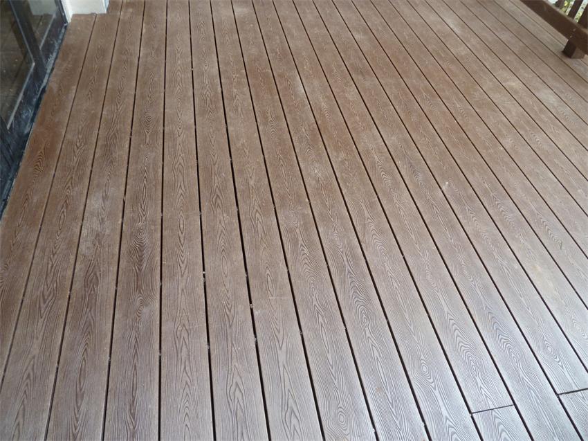 [地板]-亚茂ps仿木 防虫,防晒,耐盐,耐酸碱可用于别墅,园林