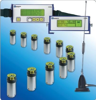 地下水管管网检测系统