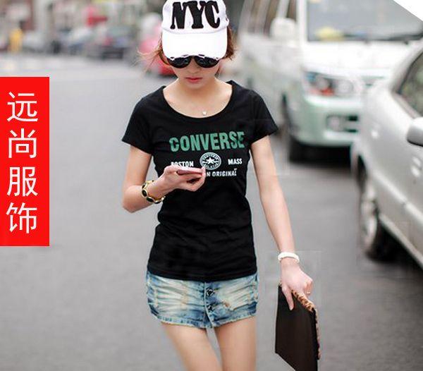 杭州最便宜男装批发网爆款短袖T恤批发最便宜