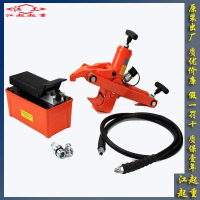 铲车剥胎器厂家直销 流动补胎扒胎机工具