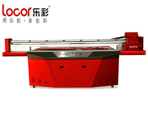 UV平板机打印玻璃具有很大的优势