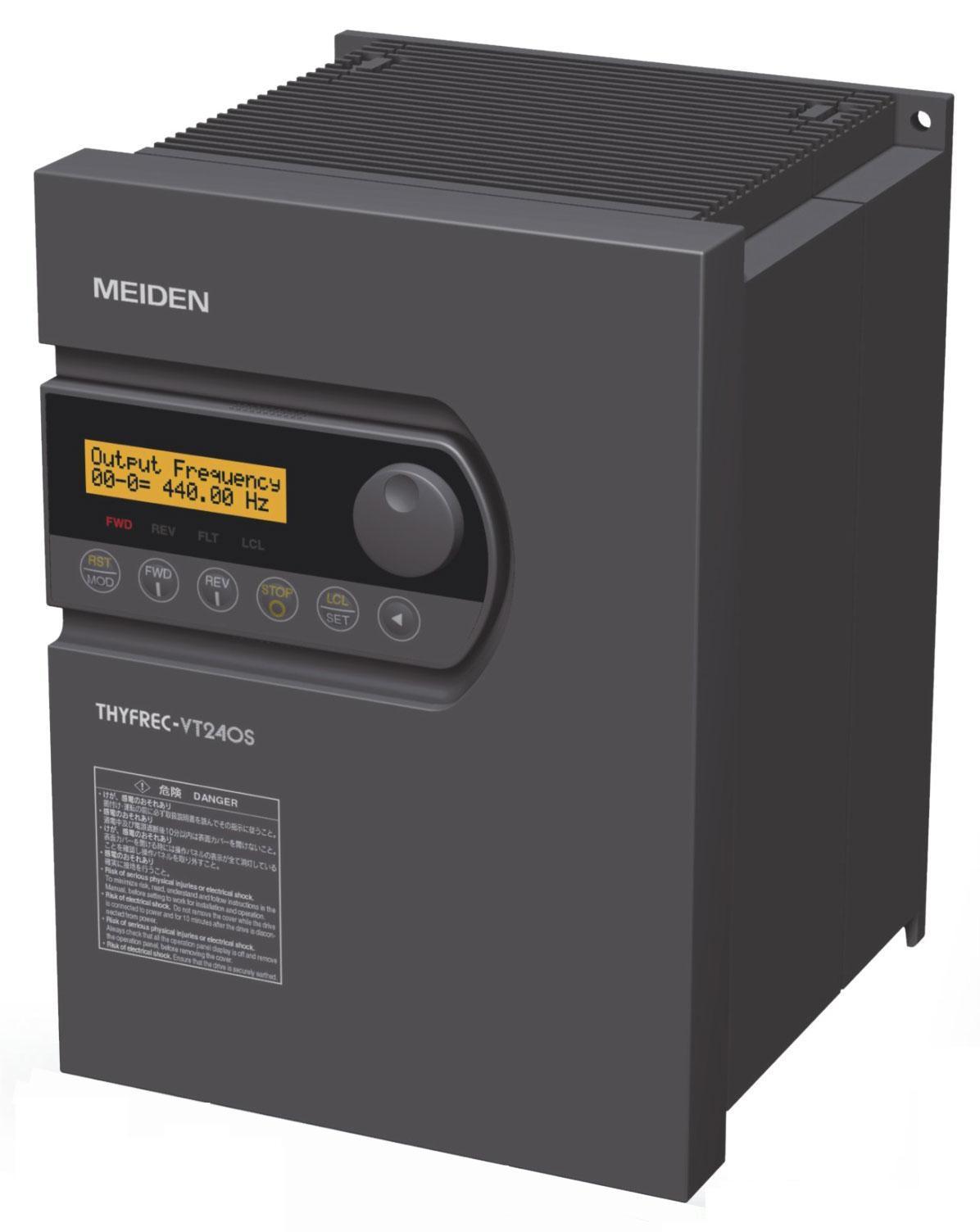 常州明电meiden舍变频器VT230S系列技术指导