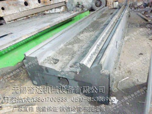 供应刨床床身铸件 厂家刨床床身铸件 定制加工刨床床身铸件