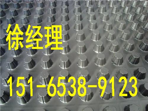 哈尔滨车库种植3公分排水板